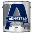 Armstead Trade Acrylic Wood Primer Undercoat 2.5 Litres